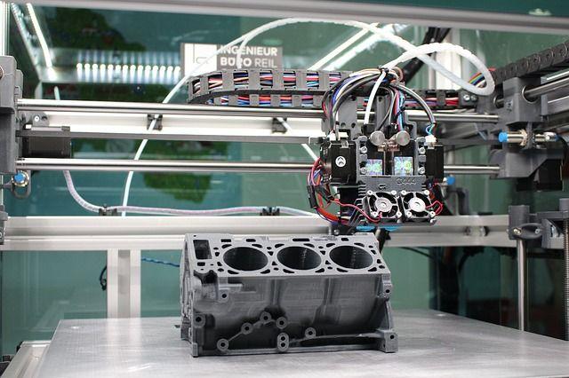 3D tisk je řešení
