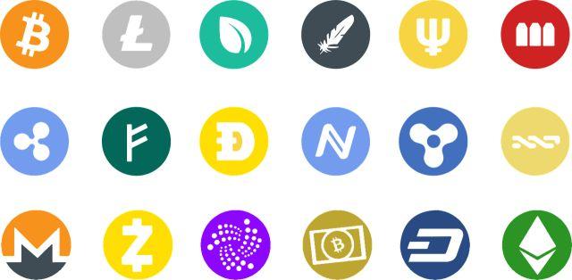 Kryptoměny jsou digitální měny, které jsou založené na kryptografii.