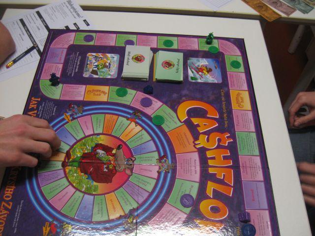 Pravidla hry Cashflow