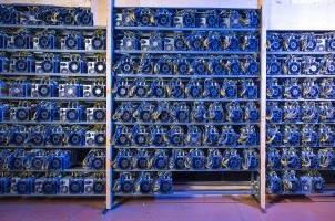 Stavíme a provozujeme datacentra, která potvrzují transakce na technologii Blockchain