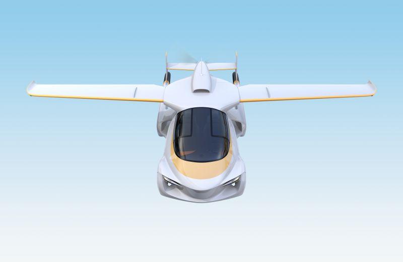 Chcete létající auto? Aeromobil je řešením!