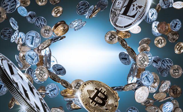 Kryptoměny jsou digitální měny.