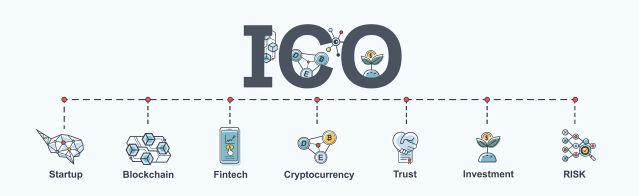Startupy - ICO mají velký potenciál zhodnocení v řádech několika násobků.