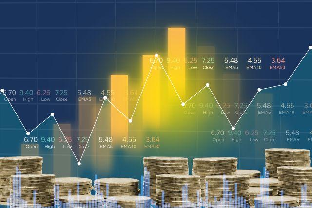 Příklad portfolia - nemovitosti, akcie, zlato, stříbro, datacentra, startupy, kryptoměny
