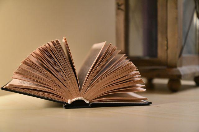 Knihy jsou úžasné, někdy si stačí přečíst pouze jednu stránku, která hodně inspiruje.