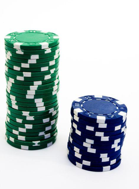 Tokeny si lze také představit jako výměnu peněz za žeton v kasinu.