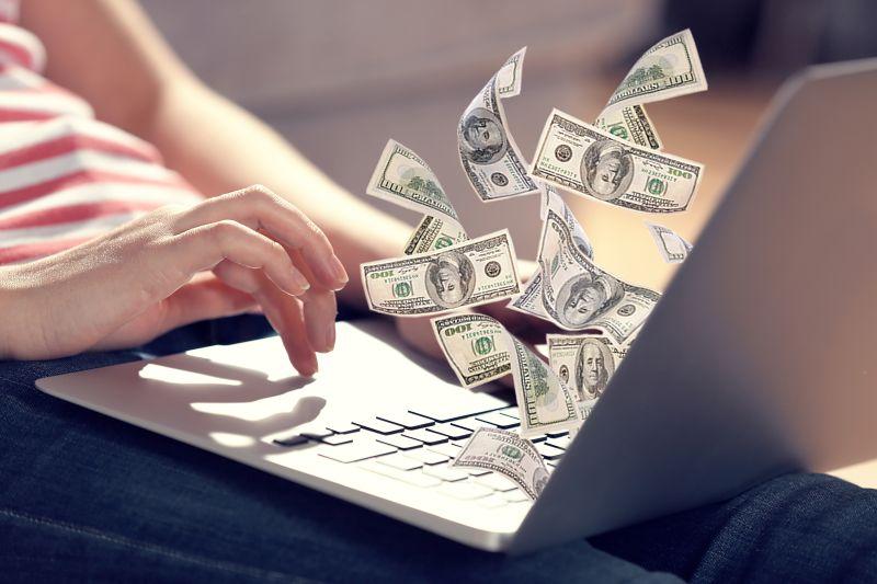 Airdrop - peníze zdarma